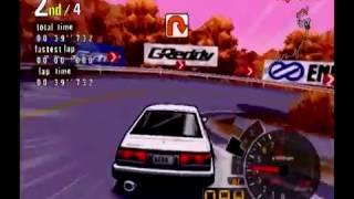 Auto Modellista (Gamecube) - Gameplay & Gecko Test