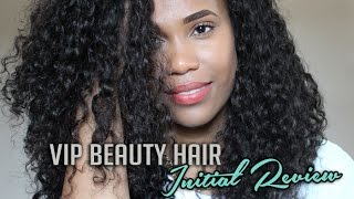 aliexpress malaysian deep curly wave virgin hair review  vip beauty hair