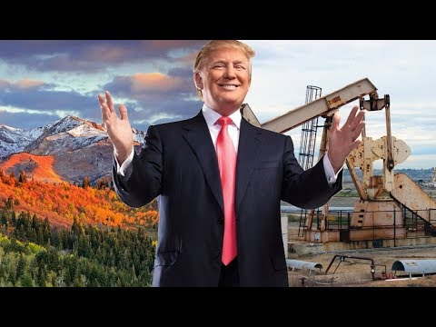 Trump's Monumental Betrayal: Public Antiquities Gutted for Oil Industry