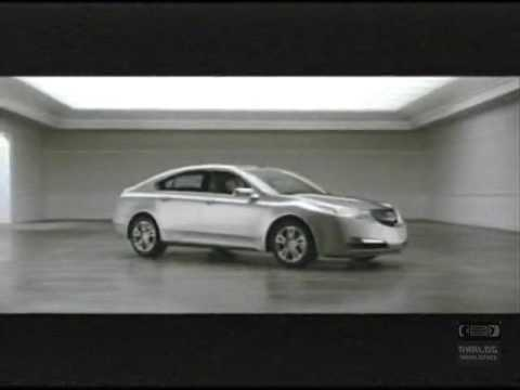 Acura 2010 TL Television Commercial