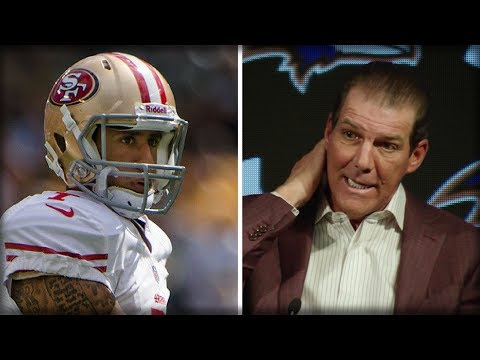 """NFL'S BALTIMORE RAVENS ASK THE FANS """"SHOULD THEY SIGN KAEPERNICK"""": SAY NATIONAL ANTHEM PROTEST"""