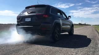 Video Jeep Grand Cherokee Burnout V8 HEMI download MP3, 3GP, MP4, WEBM, AVI, FLV September 2018