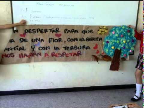 Actividad elaboracion de carteleras ecologicas youtube for Carteleras escolares de reciclaje