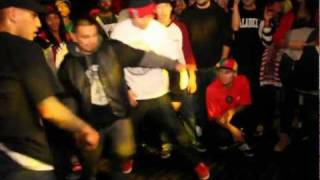 DAY 3: PART 3-MZK/R2R B Boy Cypher(Live In New York Nov/12/2011)