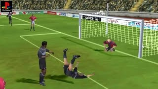 Fifa 2001 - Gameplay PSX / PS1 / PS One / HD 720P (Epsxe)