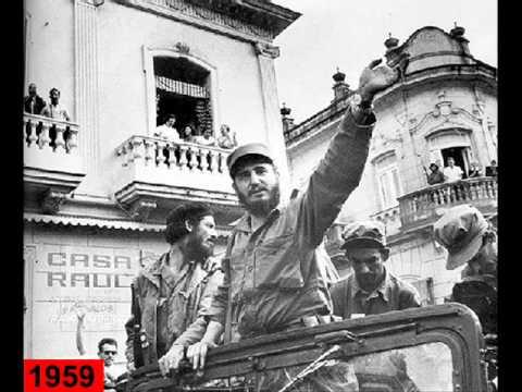Cuban Revolution; Nobody Moves (Til We Say Go)