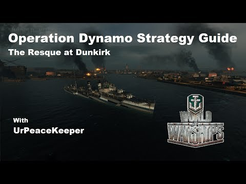 Operation Dynamo Strategy Guide - The Rescue At Dunkirk