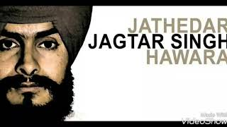 Jathedar Jagtar Singh Hawara Remix song By Fan Bhindrawala Da