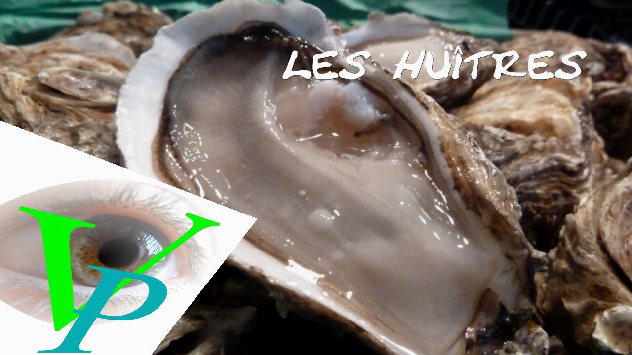 Ouvrir des huîtres