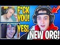 Streamers React To Cloak *JOINING* 100 Thieves! (Rip Tfue)
