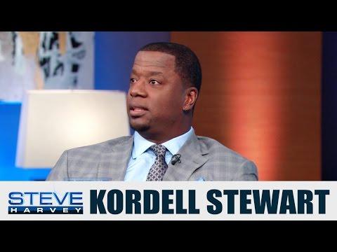 Kordell Stewart: It started getting too stank  STEVE HARVEY
