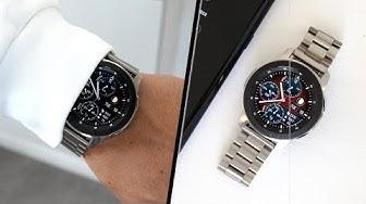 Test: Samsung Galaxy Watch - mein Fazit nach 3 Wochen | deutsch