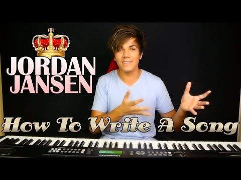 How To Write A Song - Easy - Songwriting Tutorial