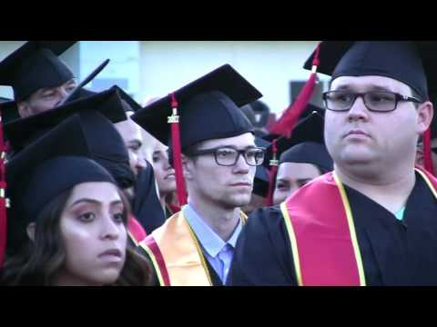 College of the Desert Commencement 2017