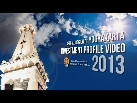 Special Region of Yogyakarta Investment Profile 2013