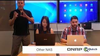 QNAP Qsirch: die einfache und leistungsstarke Suchfunktion von QNAP