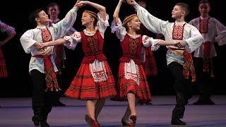Смотреть клип Белорусский танец