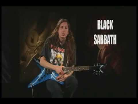 Troy Stetina - Metal Ryhtm Guitar Lesson