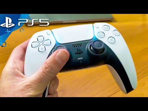 FIRST HANDS ON With PS5 CONTROLLER! NEW Playstation 5 Gameplay (4K 60FPS)