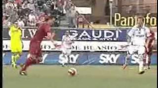 Reggina - Empoli (11 maggio 2008) - Barreto Gol e il Granillo ESPLODE