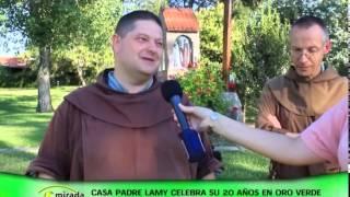 MIRADA PROFUNDA   CASA PADRE LAMY 20 AÑOS EN ORO VERDE