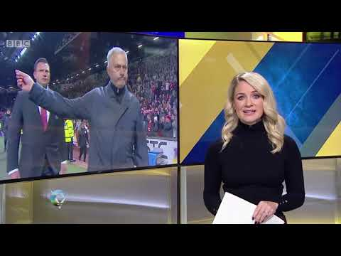 Holly Hamilton BBC News Channel HD Victoria Derbyshire Sport October 9th 2018