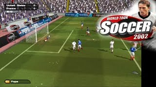 World Tour Soccer 2002 ... (PS2)