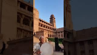 Live Flute Jam at the Umaid Bhawan Palace, Jodhpur - Taal Flute Music