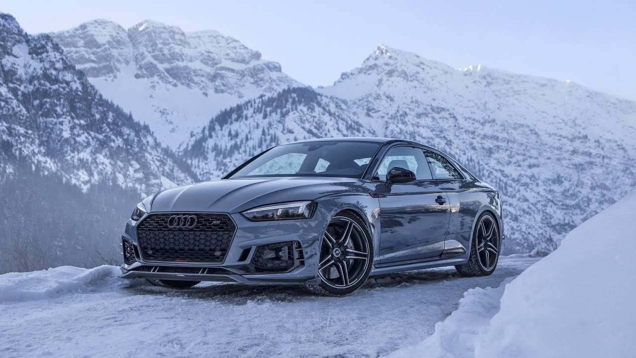 2018 AUDI RS5 R LIMITED EDITION