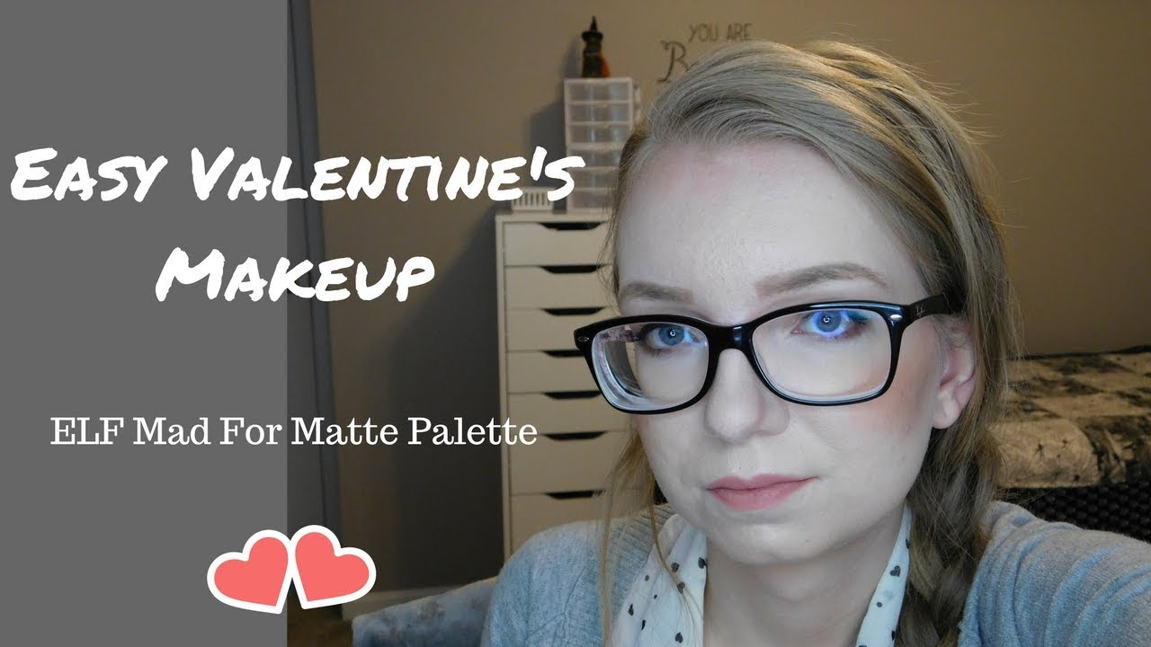 Soft Neutral Pink Makeup Look | Easy Valentine's GRWM/Tutorial!