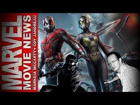 Ant-Man and the Wasp SPOILER Review, Spider-Man News and More! | Marvel Movie News Ep 188