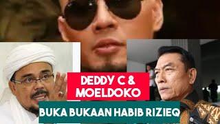 Akhirnya ! Mantan Panglima TNI Ungkap Fakta Sebenarnya Habib Rizieq Di Depan Deddy Corbuzier