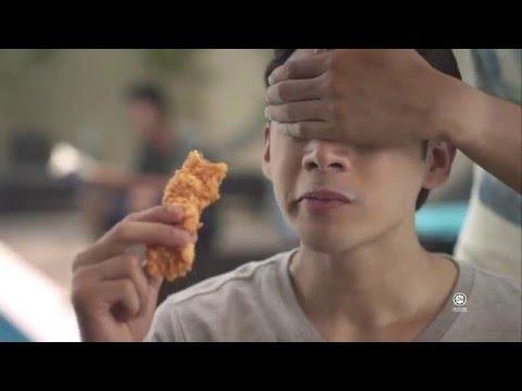 KFC Crispy Tenders Combo