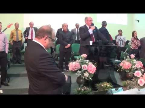 Posse- Pr. Roberto Albertini  -  AD. Pinheirinho  Setor  7