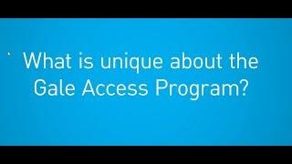 Gale Access Program: Why it's Unique thumbnail
