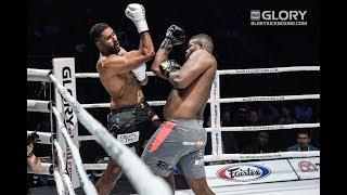GLORY 58: Benjamin Adegbuyi vs Jahfarr Wilnis - Full Fight