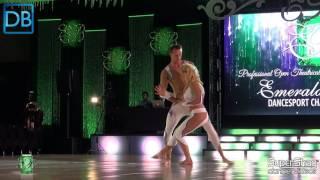 Last Call with DanceBeat! Emerald Ball 2017! Pro Showdance Winners!