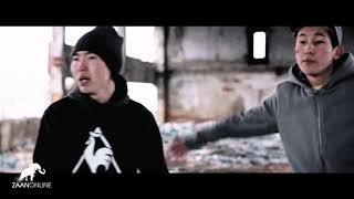 Калмыцкие клипы на канале ZaanOnline. Костя Feofil ft  ILYZ -  Время(prod by  Adyan) из архива