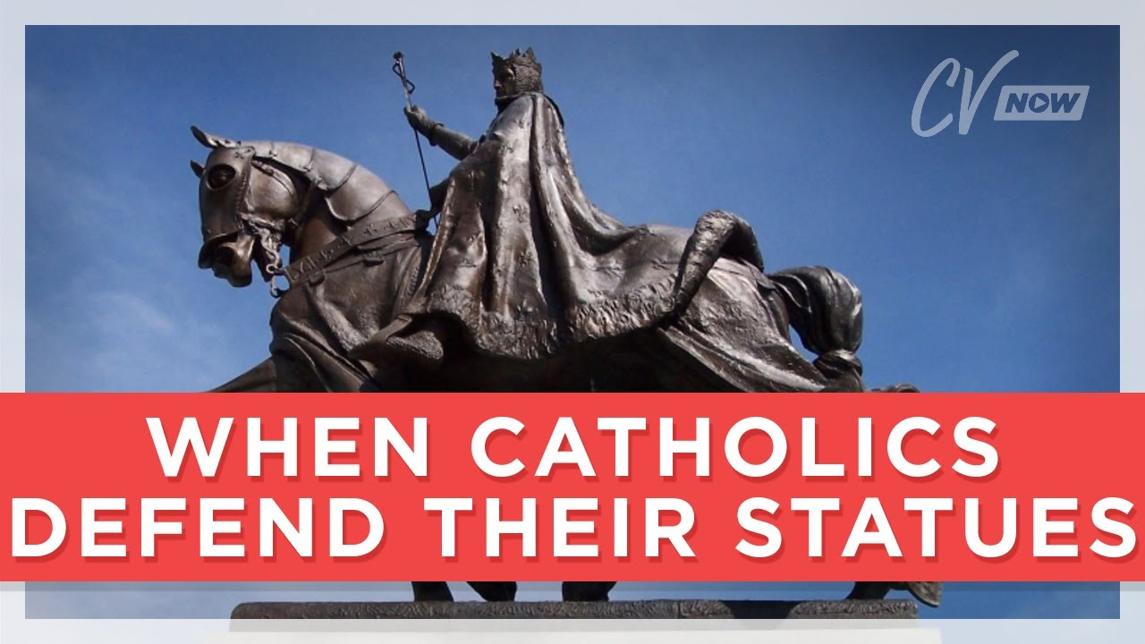 When Catholics Defend their Statues