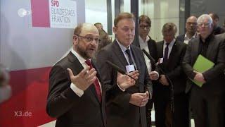 Kanzlerkandidaten-Kür der SPD