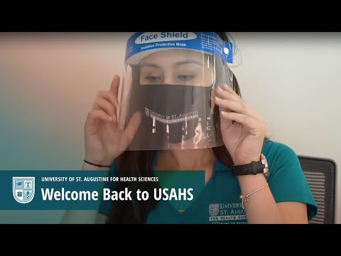 Welcome Back to USAHS Video