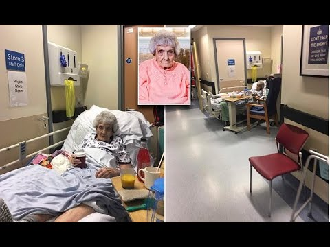 Gran left in Leeds hospital corridor for six days without toilet