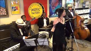 Jane Harvey Brown Trad Jazz Stars @ Louisiana Music Factory 2014