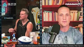 The Pat McAfee Show | Monday September 27th, 2021