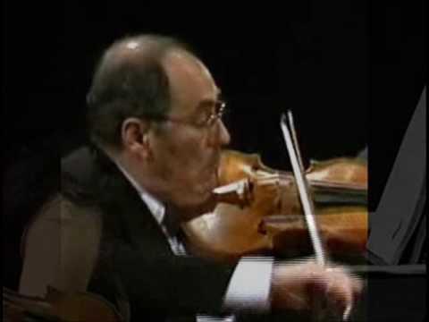 Shostakovich Violin Sonata op 134 Mikhail Kopelman and Elizaveta Kopelman 3rd complete