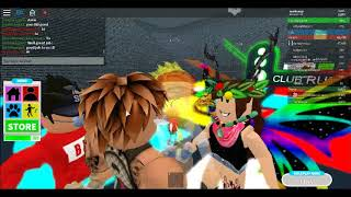 PARTY TIME !!!!! [roblox robloxian life]