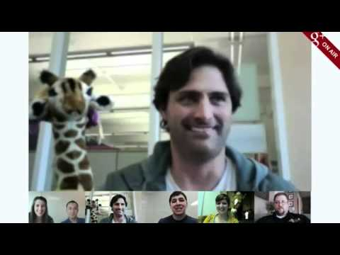 Hangouts On Air: User Experience at Google