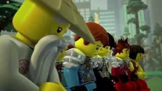 Ninjago Teaser Trailer #1 (2017) - Dave Franco, Jackie Chan Animated Movie HD