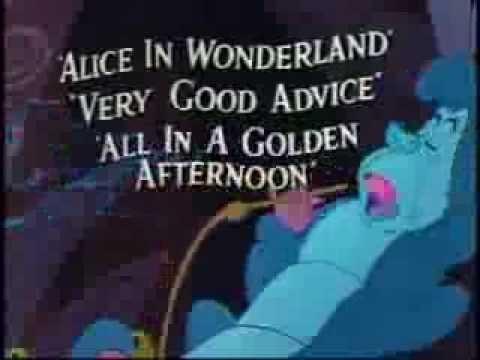 Alicia en el pais de las Maravillas 1952 - Trailer Original