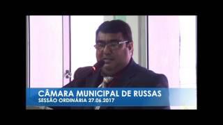 Mauricio Martins - Pronunciamento 27 06 2017